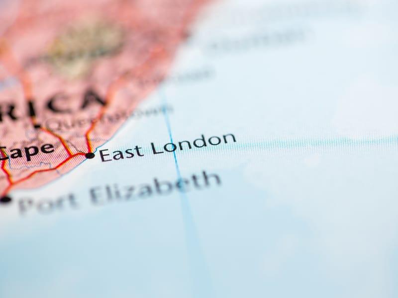 Port morski East London