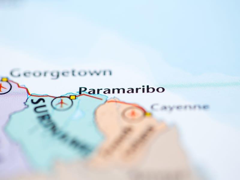 Port morski Paramaribo
