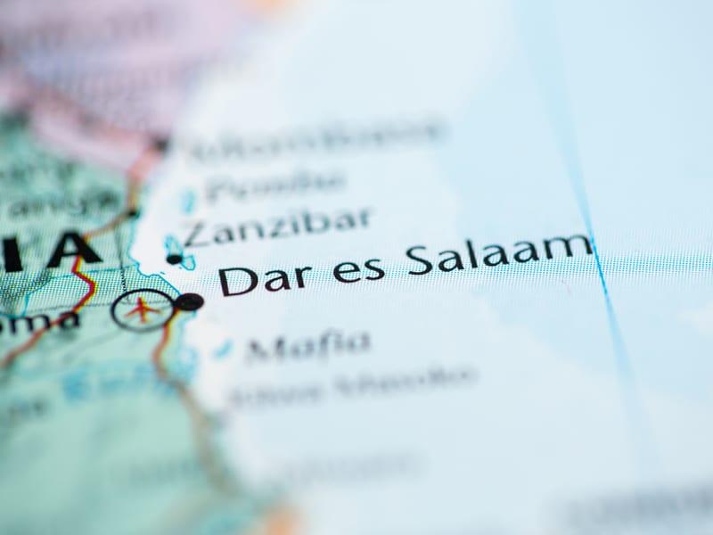 Port morski Dar es Salaam
