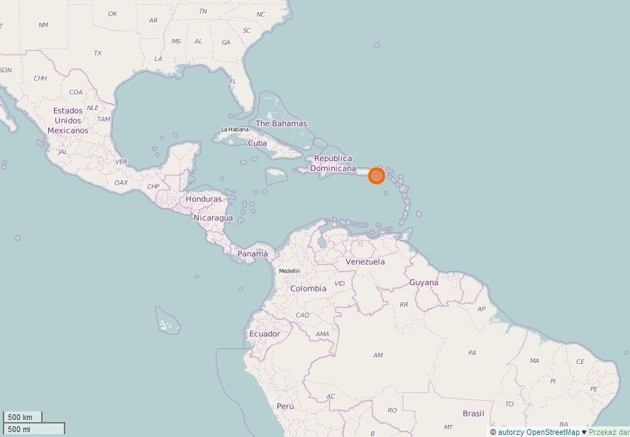 Port morski Saint Croix