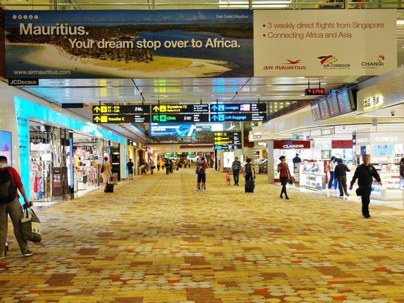 Port lotniczy Singapore