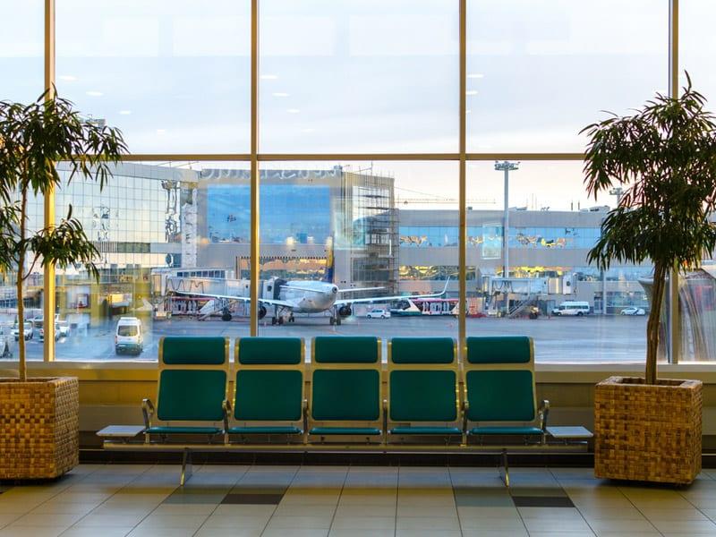 Port lotniczy St Petersburg