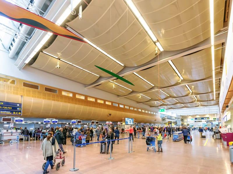 Port lotniczy Stockholm