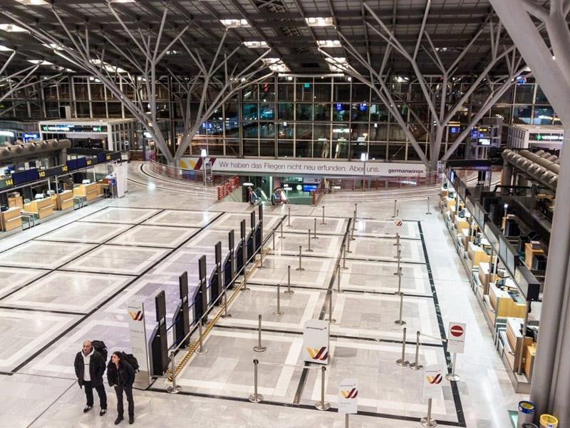Port lotniczy Stuttgart