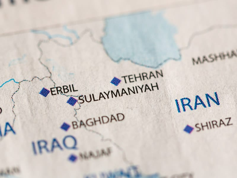 Port lotniczy Sulaymaniyah