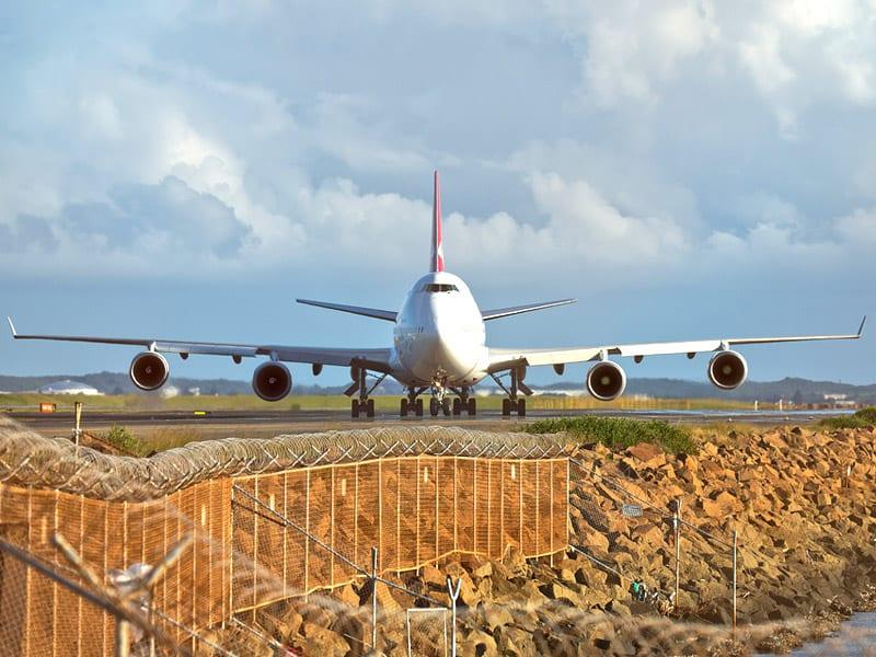 Port lotniczy Sydney