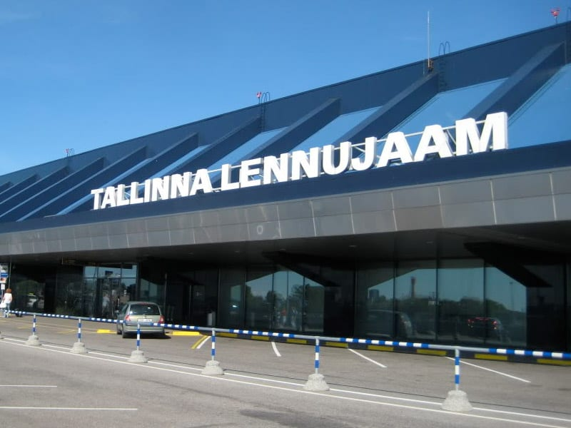 Port lotniczy Tallin