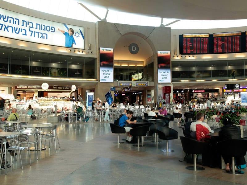 Port lotniczy Tel Awiw