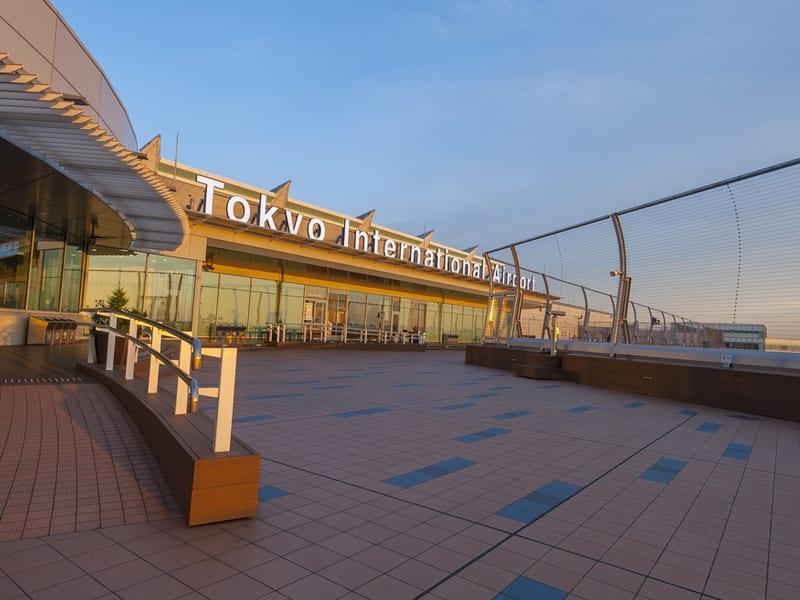 Port lotniczy Tokyo-Haneda
