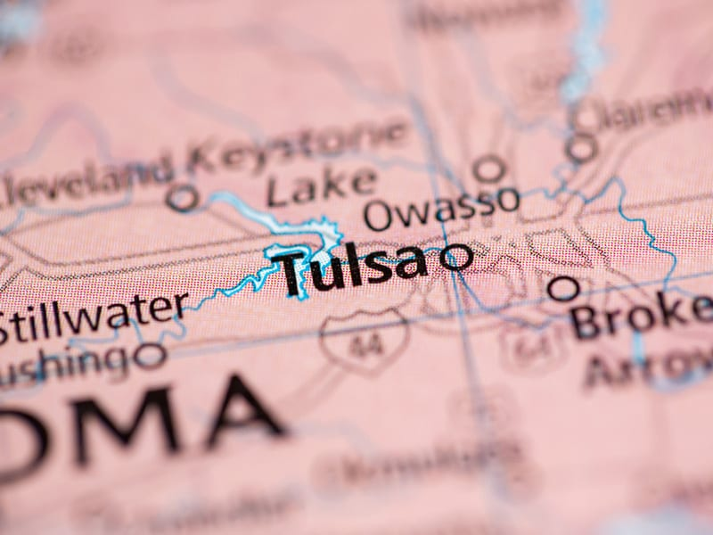 Port lotniczy Tulsa