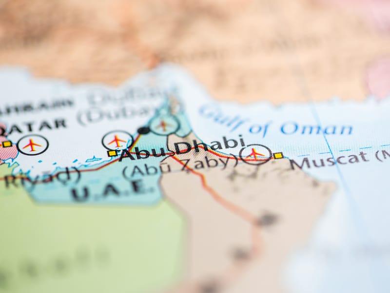 Port morski Abu Dhabi
