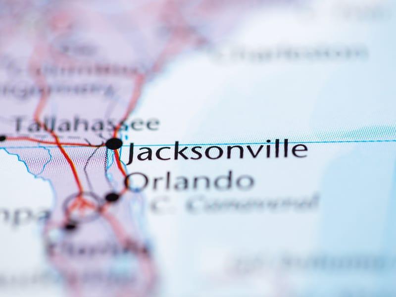 Port morski Jacksonville