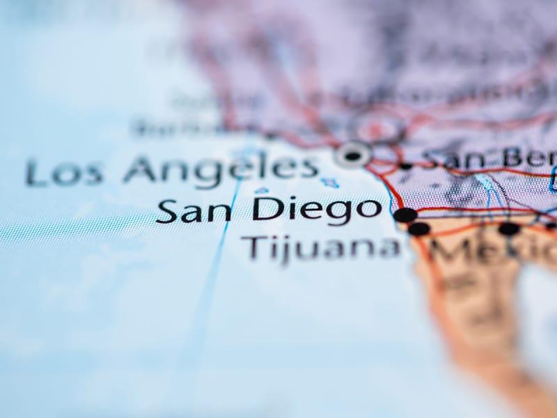 Port morski San Diego