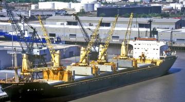 Port morski Savannah