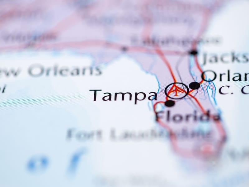 Port morski Tampa