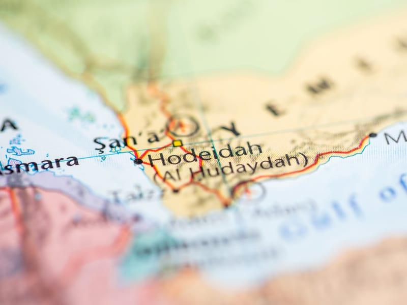Port morski Hodeidah