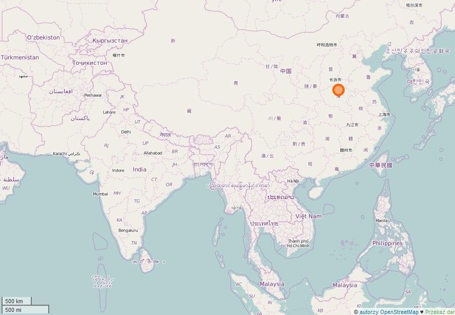 Port lotniczy Zhengzhou