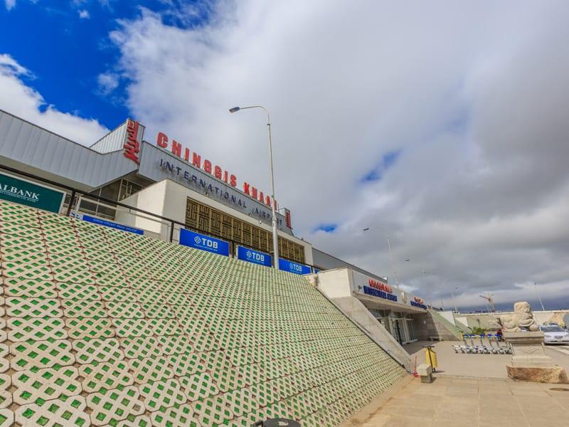 Port lotniczy Ułan Bator