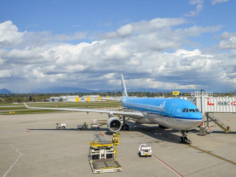 Port lotniczy Vancouver
