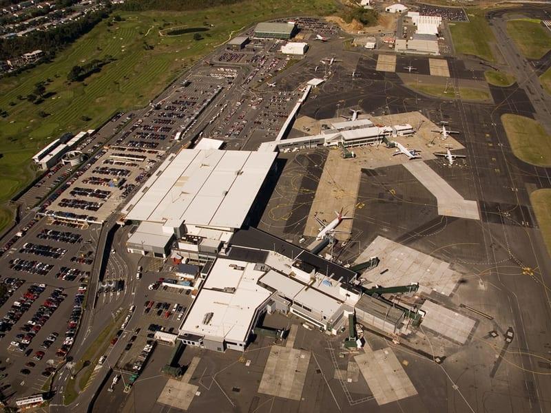 Port lotniczy Wellington
