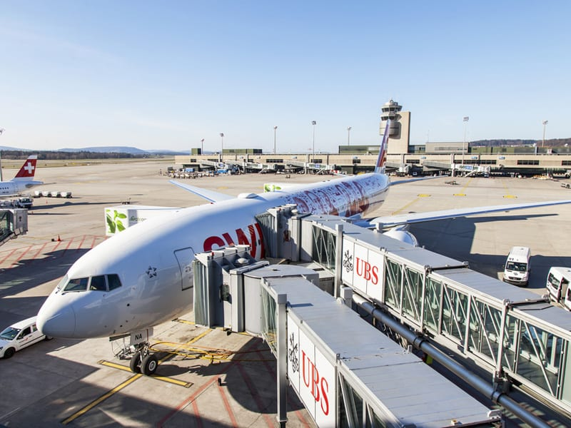 Port lotniczy Zurych