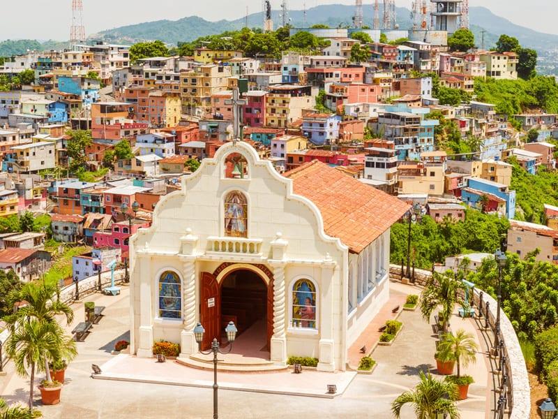 Eksport do Ekwadoru