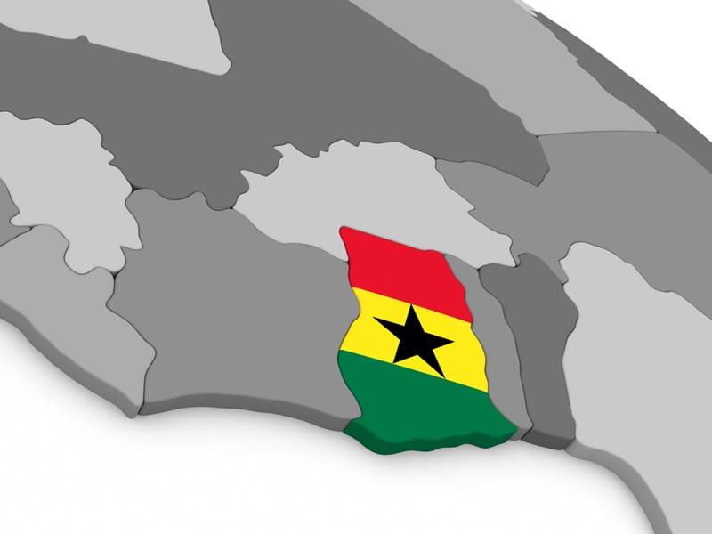 Eksport do Ghany