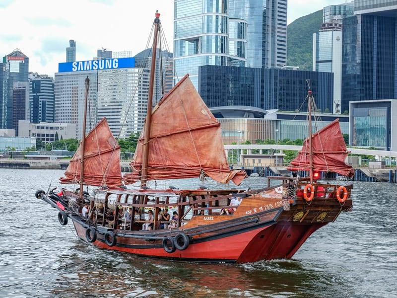 Eksport do Hongkongu
