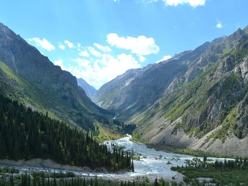 Eksport do Kirgistanu