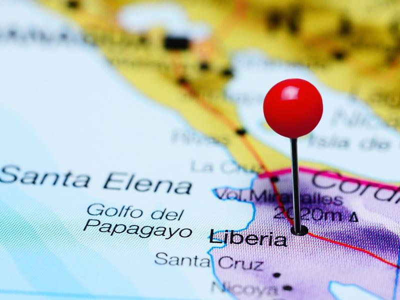 Eksport do Liberii