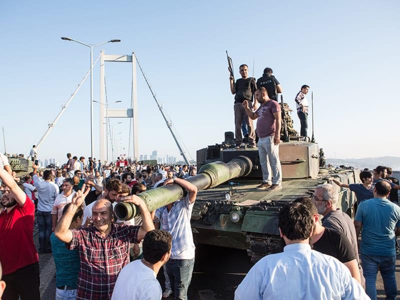 Eksport do Turcji: pucz nie zaszkodzi?