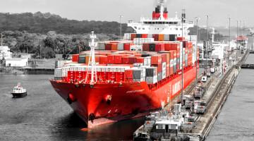 Transport morski: mniejszy fracht dzięki Panamie?