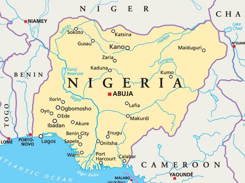Eksport do Nigerii