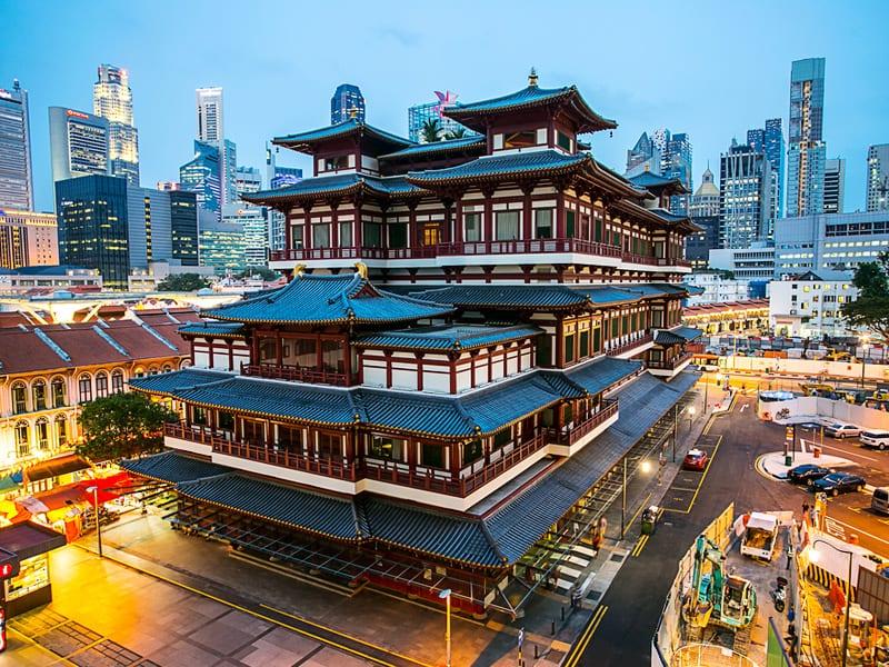 Eksport do Singapuru