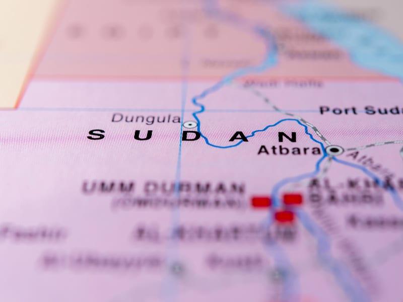 Eksport do Sudanu