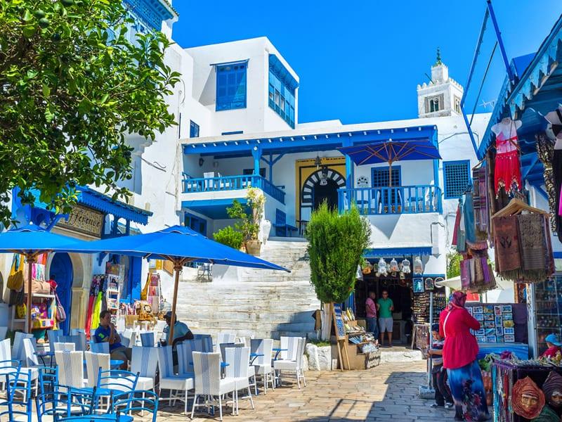 Eksport do Tunezji