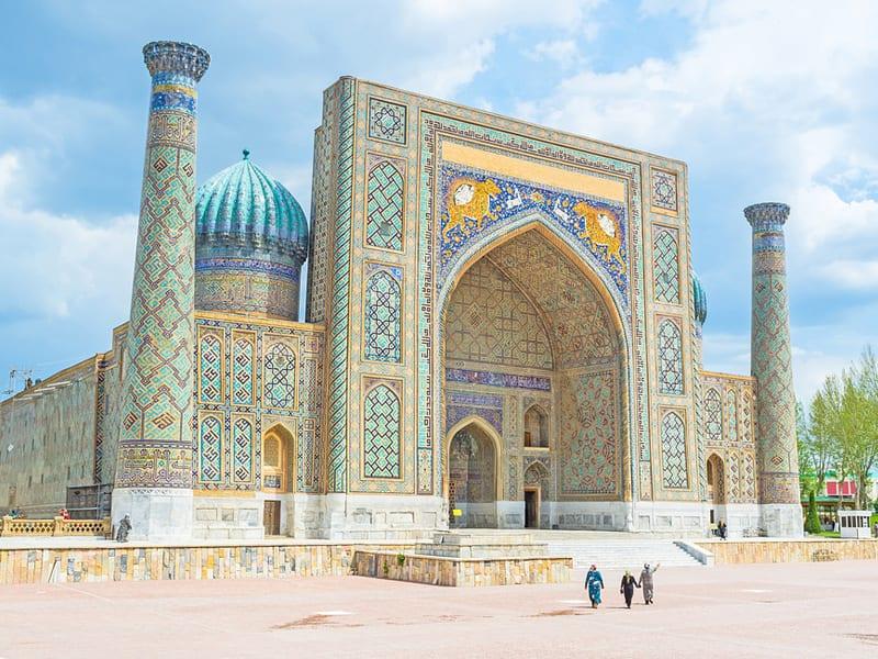 Eksport do Uzbekistanu