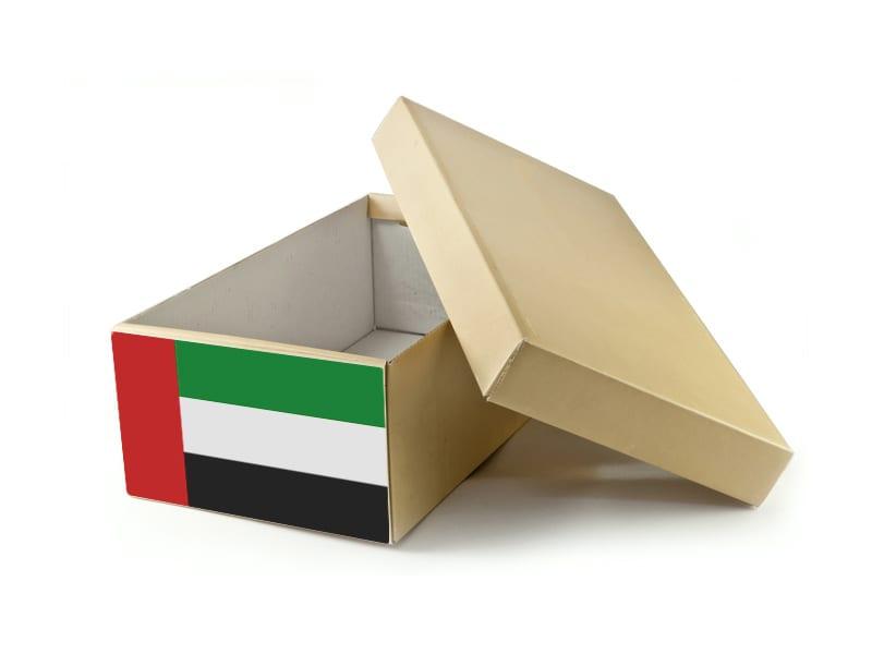 Eksport do Zjednoczonych Emiratów Arabskich