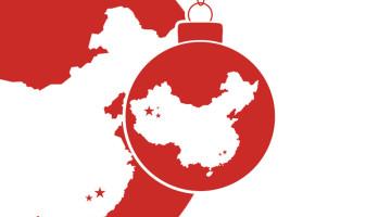 Świąteczny import z Chin