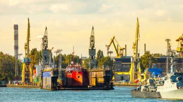 Obrotnica przywróci Gdyni kontenery?
