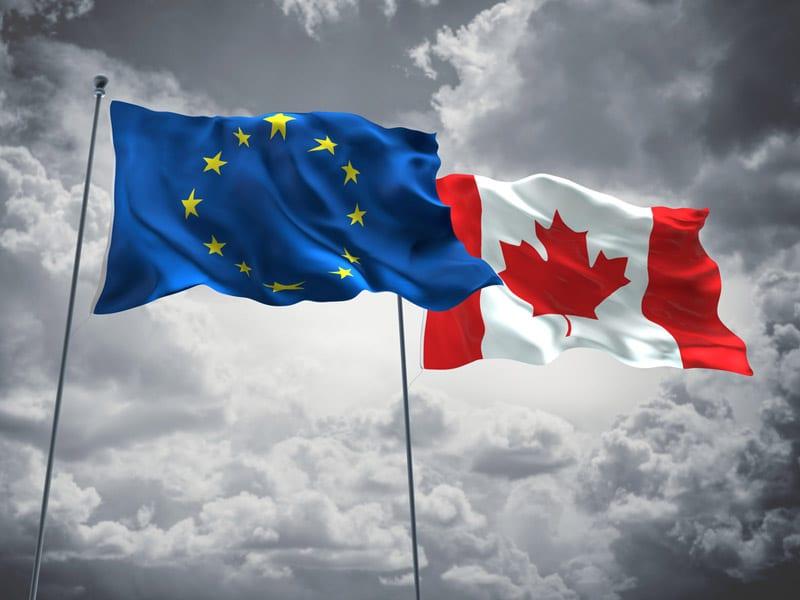 Import z Kanady