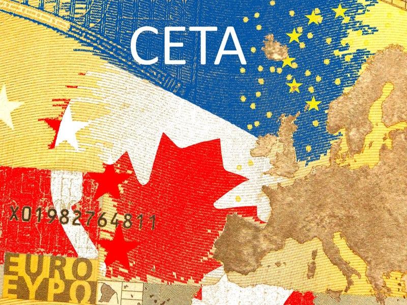 Handel z Kanadą