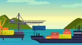 Eksport short sea shipping