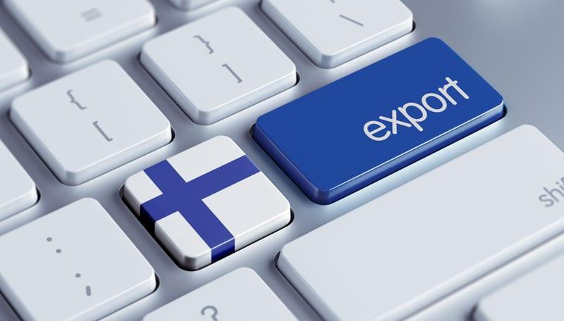 Eksport do Finlandii