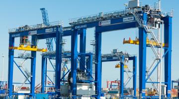 Transport kontenerowy i DCT