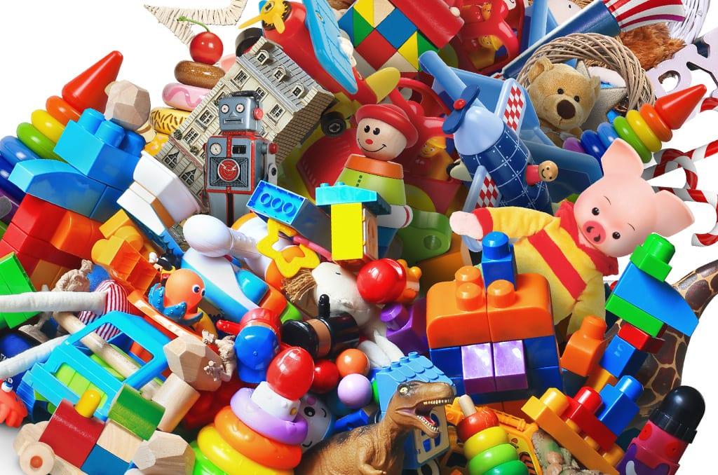 Eksport zabawek