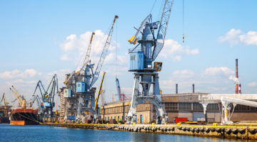 Ekspansywny Port Gdańsk