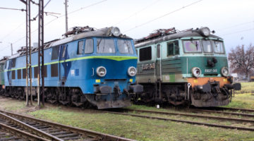 Transport kolejowy: kurs na porty
