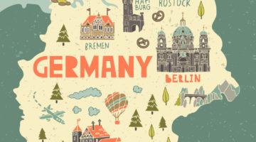 Jak ewoluował eksport do Niemiec?