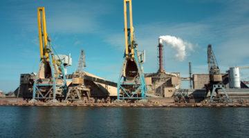 Transportowe ograniczenia Portu Gdańsk